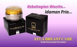 Komposisi Ayla Breast Care