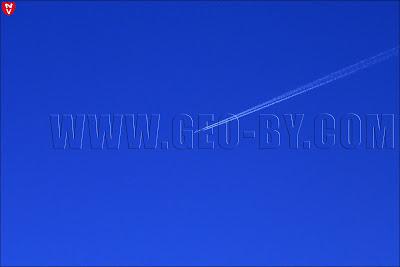 Самолет над Налибокской пущей