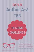 Author A-Z TBR