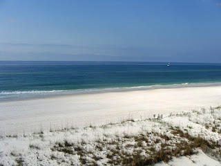 Gulf front property along Fort Pickens in Pensacola Beach~