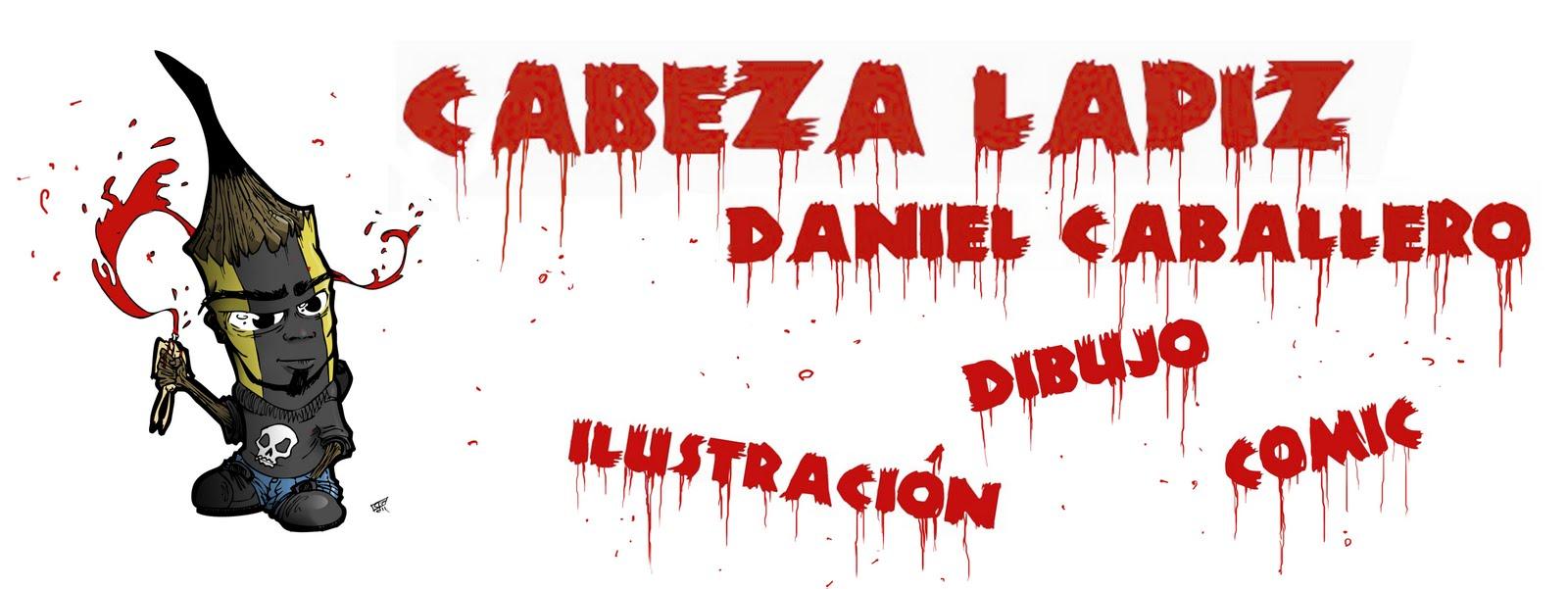 Cabeza Lapiz Ilustracion Dibujo Comic