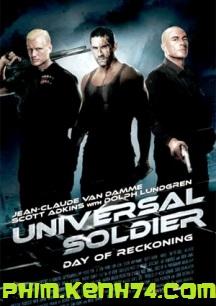Phim Mối Hận Chiến Binh - Universal Soldier