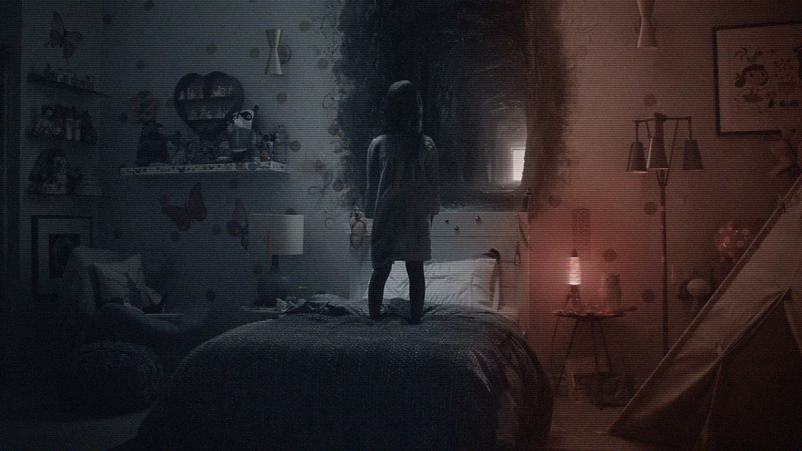 Paranormal Activity: The Lost Soul Windows, VR, PS4 game