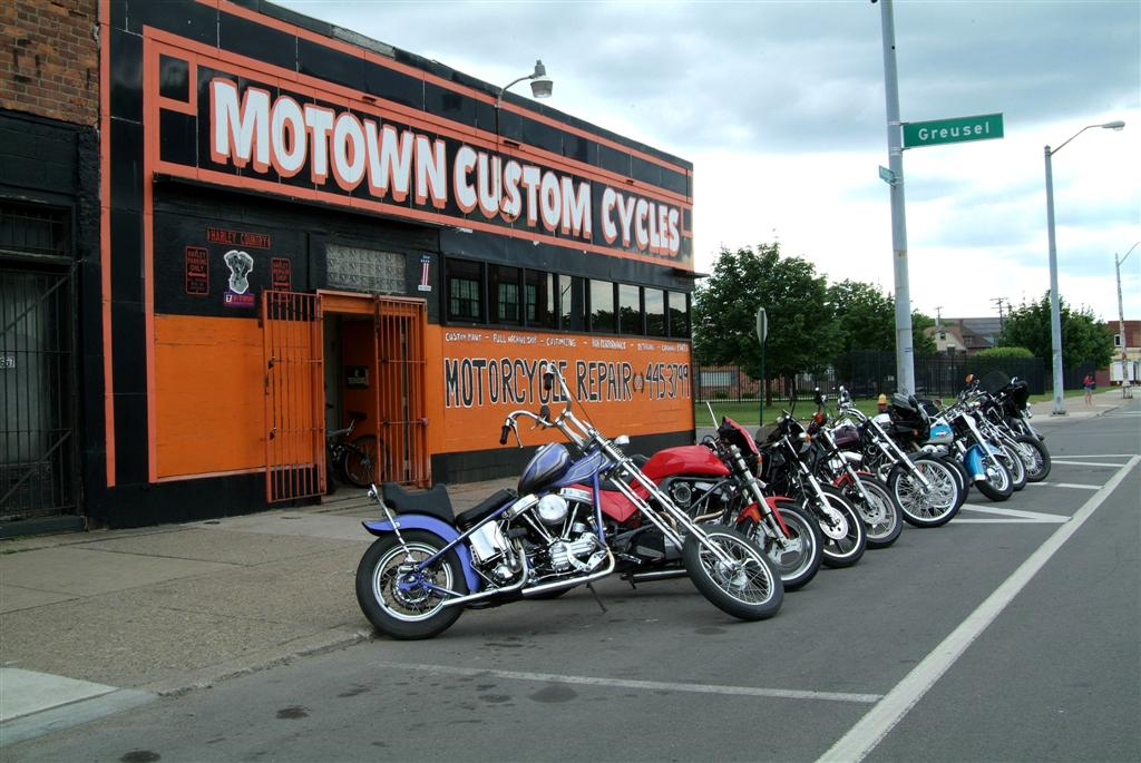 September 29th From 11AM To 5PM Giving Harley Davidson Fans An Up Close Look At This Legendary Detroit Motorcycle Shop Detroits Premier