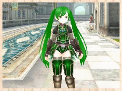 森狼の衣 緑1