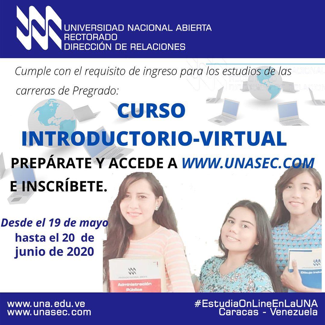 Curso Introductorio - Virtual