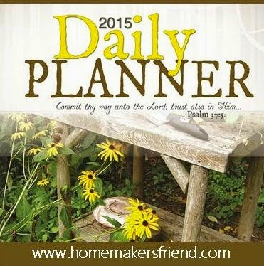 2015 Daily Planner