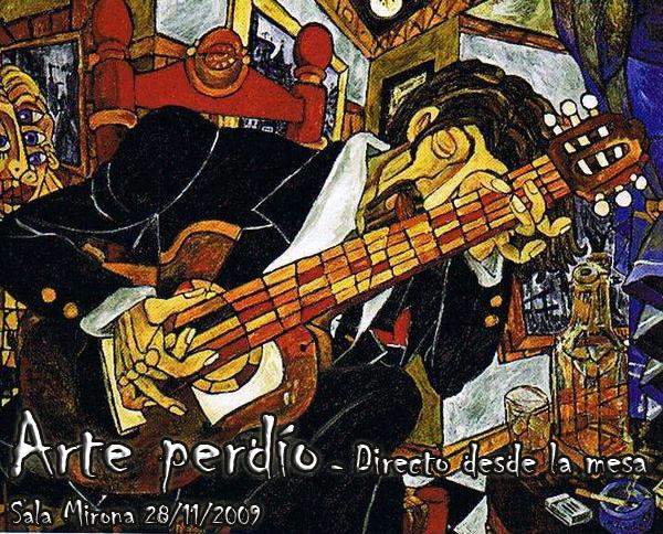"""""""EL SEKO- ARTE PERDIDO"""" 2009"""