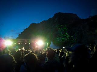 Del la Soul headline beach festival