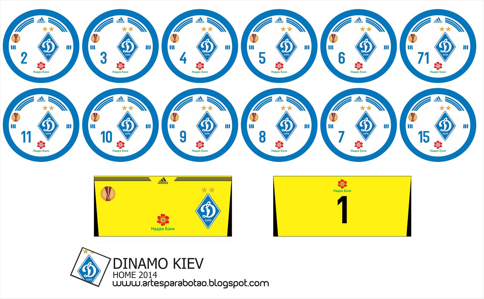 dinamo kiev fc:
