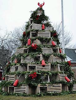 Arboles de Navidad Modernos y Originales, parte 1