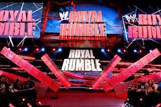 WWE Royal Rumble Live updates