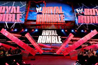 WWE Royal Rumble Live updates