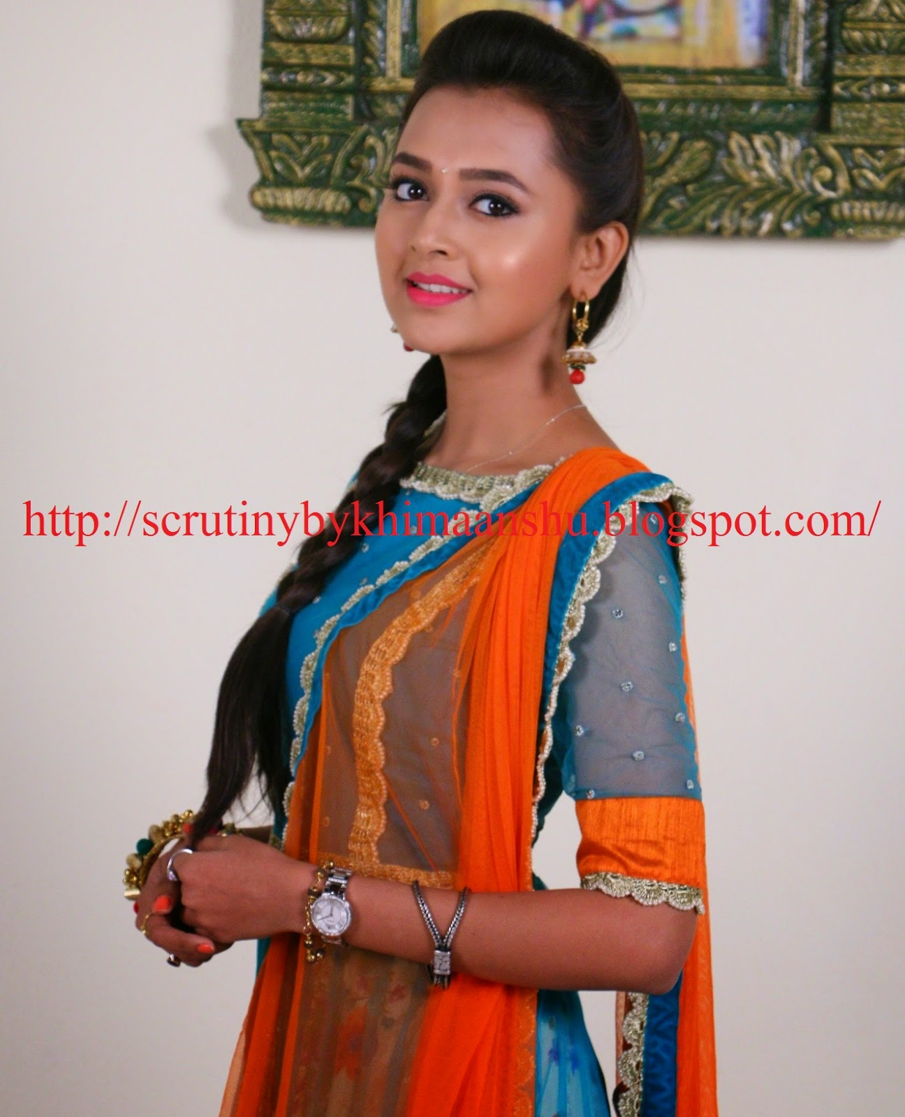 Watch Tejaswi Prakash Wayangankar 	2012 video