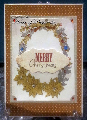 Morgans ArtWorld Xmas Border