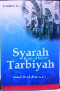 buku syarah rasmul bayan dari ust Jasiman Lc