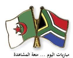 أخبار مباراة الجزائر و جنوب افريقيا اليوم 12-01-2013