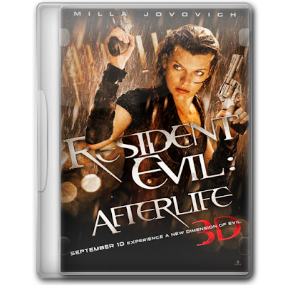 Resident Evil 4: Afterlife [DVDRip] [Latino] [2010]
