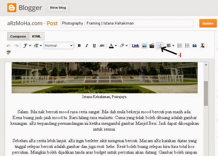 Pagebreak, tutorial, tips,
