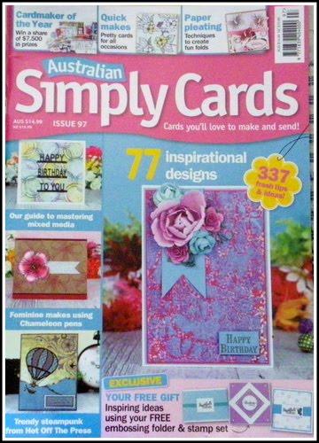 Australian Simply Cards 97