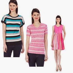 Amazon : Buy NOI Women's Clothing 60% off from Rs. 479 only