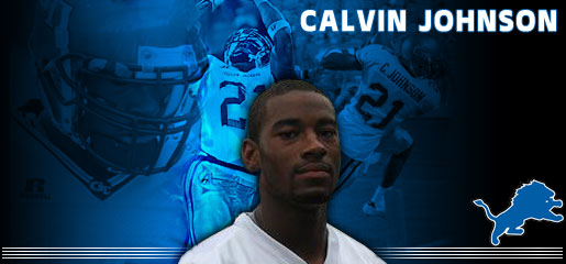 Calvin Johnson Wiki &amp; Photos
