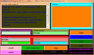 NETWORLD HANG ID BOT V2.0 Capture