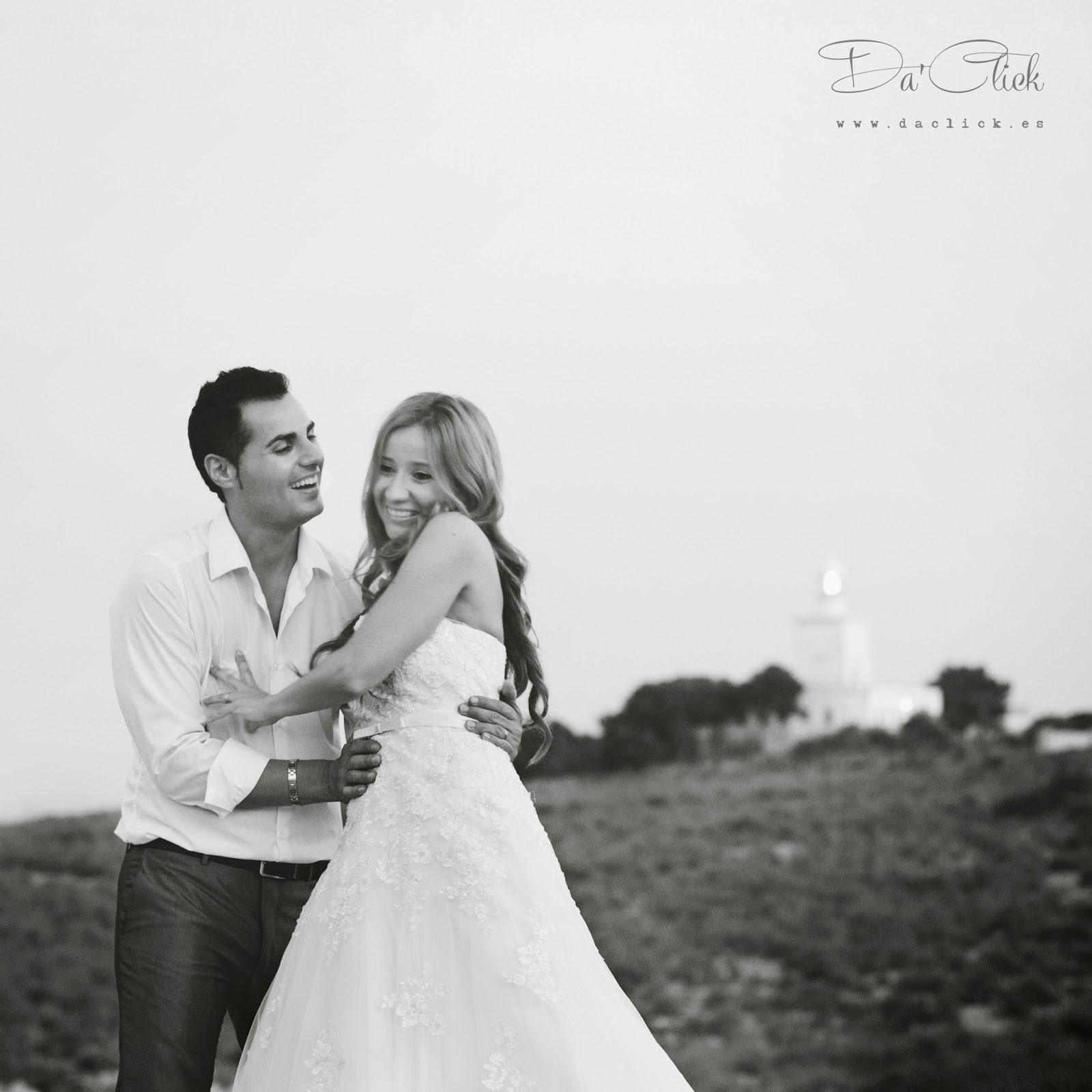 video de boda y postboda en faro santa pola