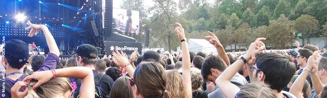 Rock En Seine 2012 - Marie Le Bannier