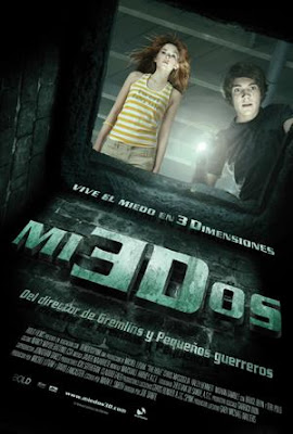 descargar Miedos 3D (2010), Miedos 3D (2010) español