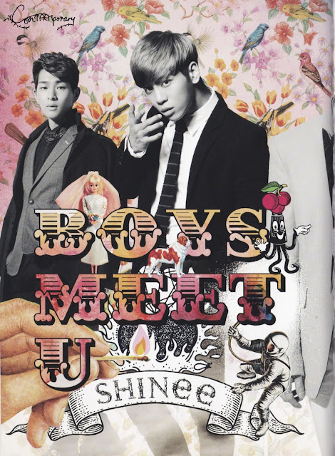 shinee boys meet u photobook pic 1