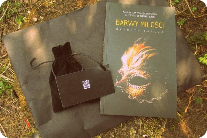 """Lepsza od """"50 twarzy Greya"""" - powieść """"Barwy miłości"""" już 8 kwietnia w księgarniach!"""