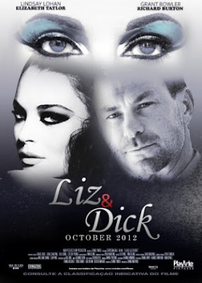 Filme Poster Liz & Dick WEBRip XviD & RMVB Legendado