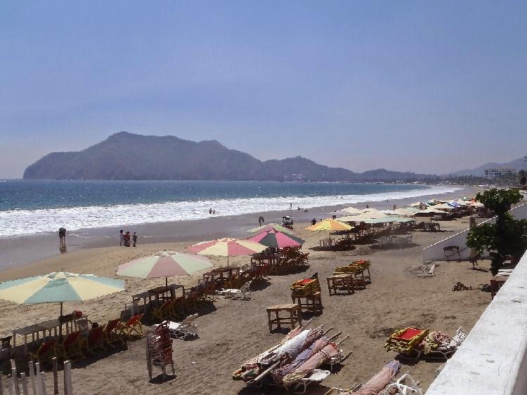 Las Playas de Manzanillo