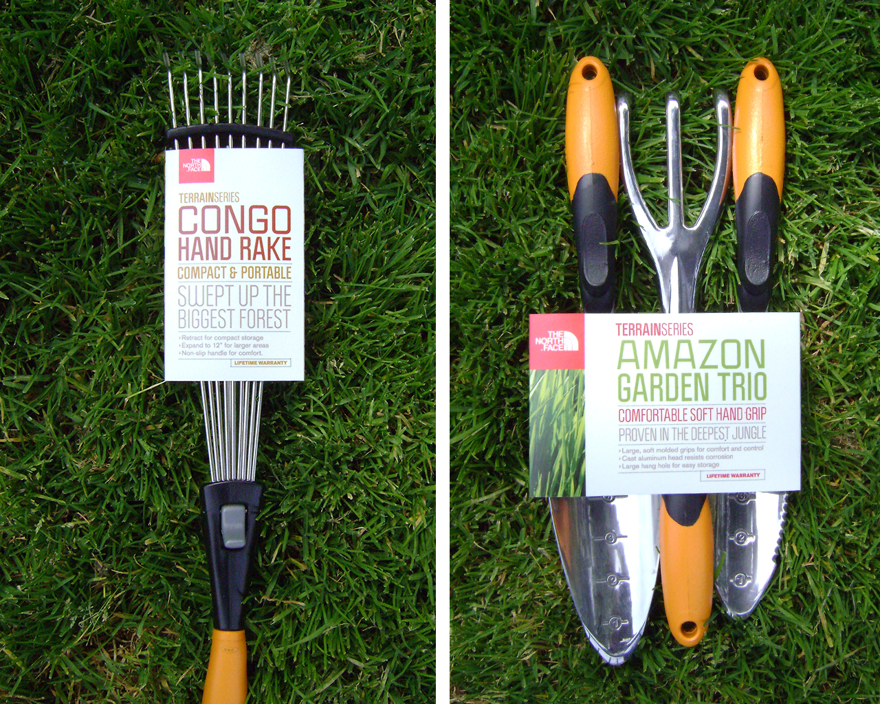The Northface Garden Tools Student Project On Packaging