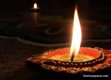 Deepavali, Diwali Dan Pesta Cahaya