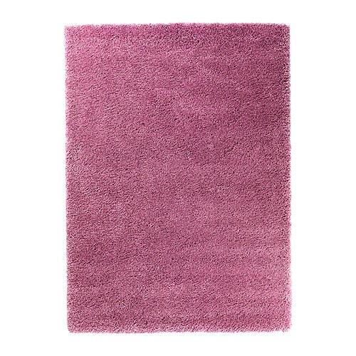 Rosa dru00f6mmar: Ljuvliga mattan Aborg fru00e5n IKEA