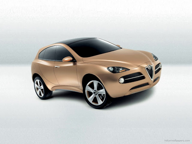 Alfa Romeo Kamal Wallpapers
