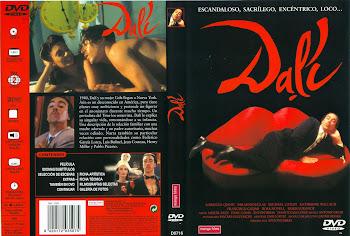 Carátula dvd: Dalí (1991)