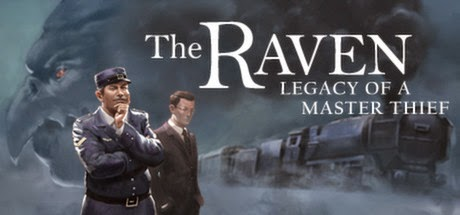 The Raven Legacy of a Master Thief Digital Deluxe Edition-PROPHET