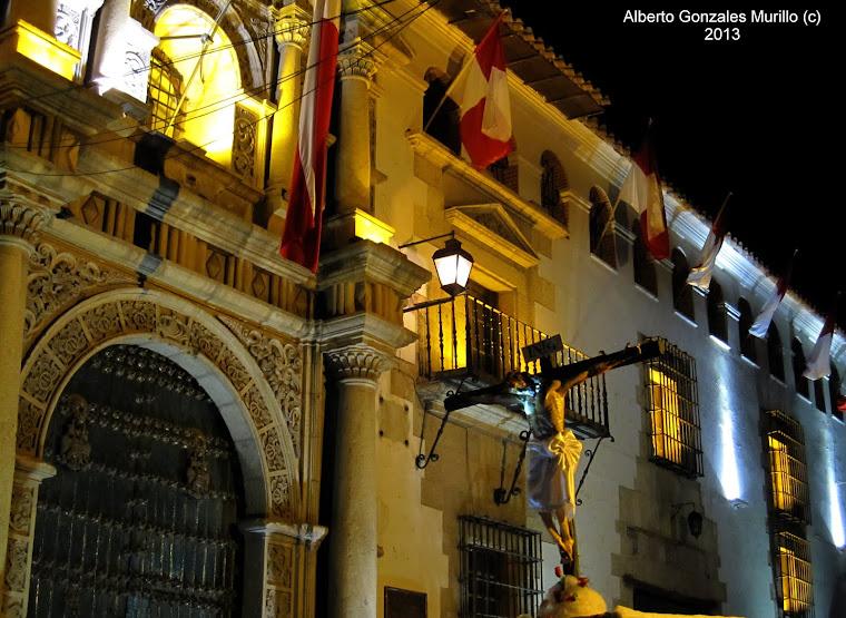 JESUS frente a la Casa de Moneda