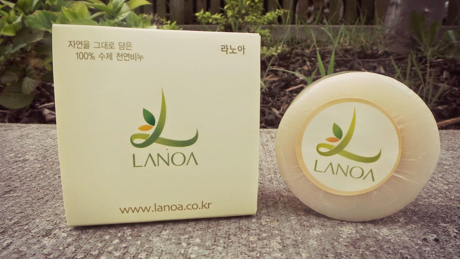gentle face soap