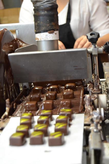 Chocolats Mathilde Fays
