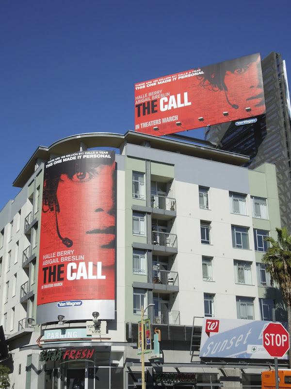 Call movie billboards