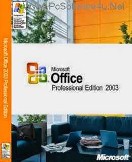 Microsoft Office 2003 Professional Edition - PC Software Full ...