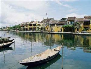 Bên sông Đà-nẳng-