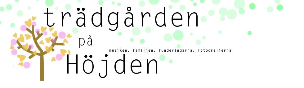 Trädgården på höjden