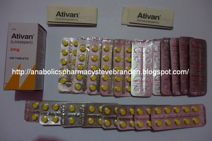 lorazepam only as needed prnex
