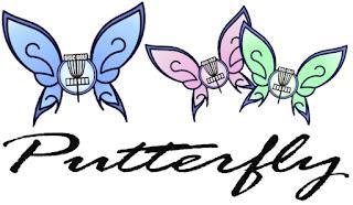 Putterfly Logo