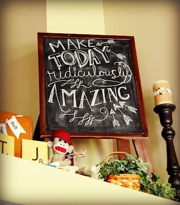 Chalkboard, Chalkboard Art, Chalkboard DIY